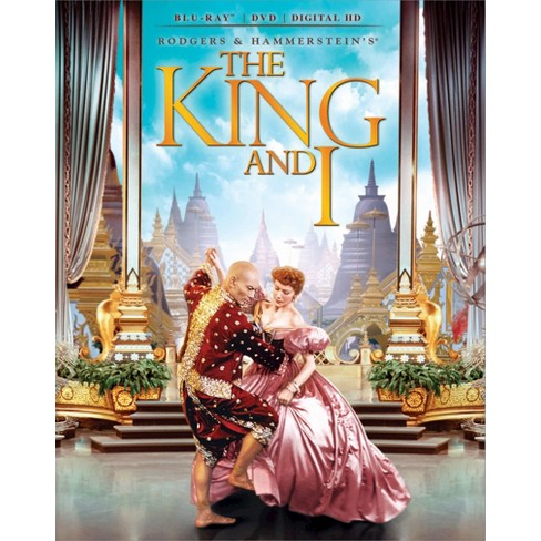 The King and I [3 Discs] [Includes Digital Copy] [Blu-ray/DVD] - image 1 of 1