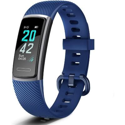 Letsfit Fitness Activity Tracker Watch Pedometer, IP68 Waterproof ID152