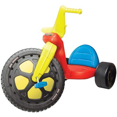 Opportunity Mart The Original Big Wheel 50th Anniversary Ride-On Toy For Kids | 16 Inches