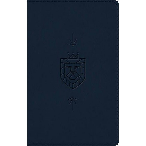 ESV Kid's Thinline Bible (Trutone, Lion of Judah) - (Leather_bound) - image 1 of 1