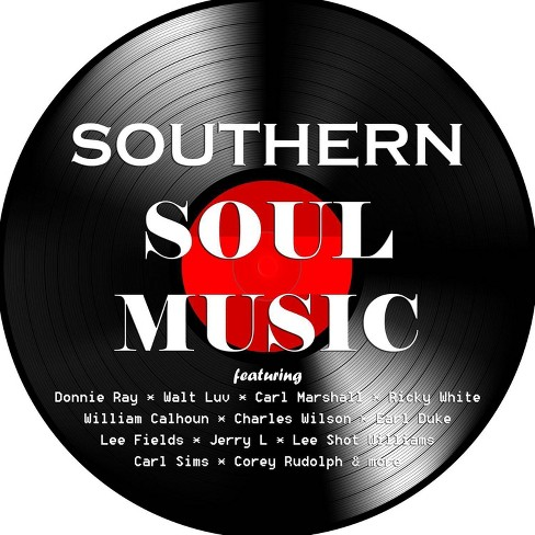 Various - Southern Soul Music (CD) - image 1 of 1