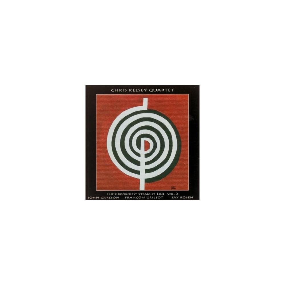 Chris Kelsey - Crookedest Straight Line:Vol 2 (CD)