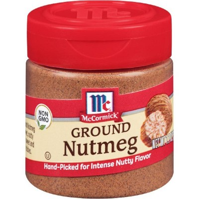 McCormick Ground Nutmeg - 1.1oz