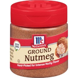 McCormick Ground Nutmeg - 1.1oz