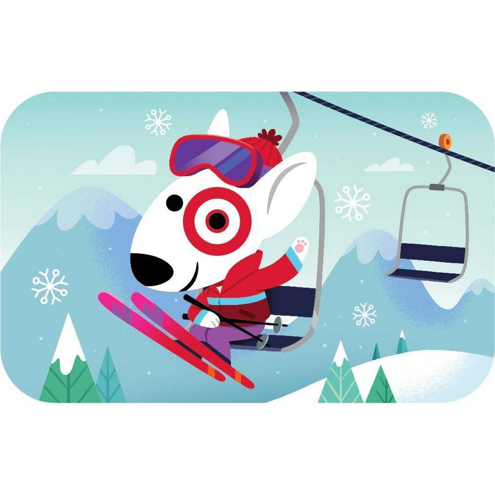 Colorado Bullseye Chairlift Target Giftcard 20