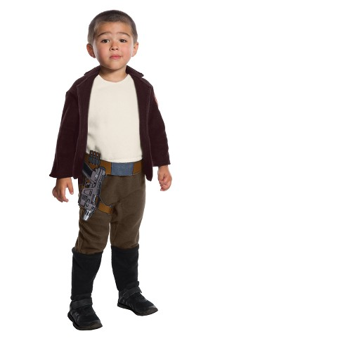 Star Wars Episode VIII - The Last Jedi Toddler Poe Dameron Costume 3T/4T - image 1 of 1