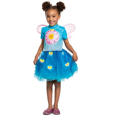 Sesame Street Abby New Look Deluxe Toddler Costume
