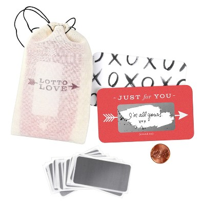 24ct 'Lot To Love' Scratch-off Notes