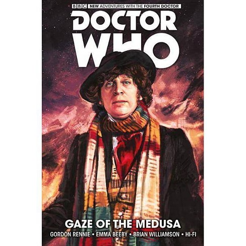 Doctor Who: The Fourth Doctor Volume 1 - Gaze of the Medusa - (Doctor Who New Adventures) (Paperback) - image 1 of 1