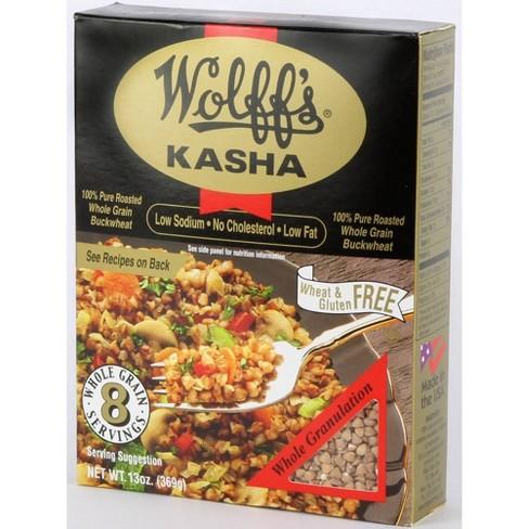 Wolff's Whole Buckwheat Kasha - 13oz - image 1 of 4