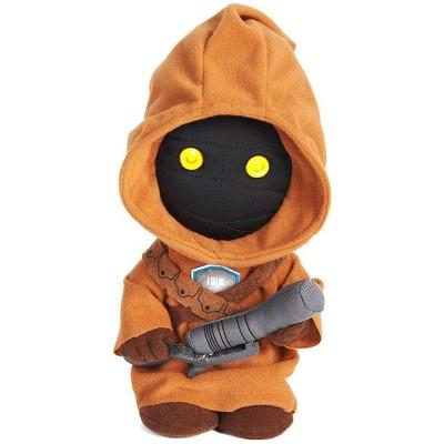 """Seven20 Stuffed Star Wars Plush Toy - 9"""" Talking Jawa Doll"""