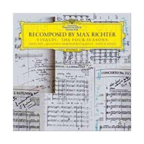 Daniel Hope - Recomposed By Max Richter: Vivaldi- The Four Seasons (CD) - image 1 of 1