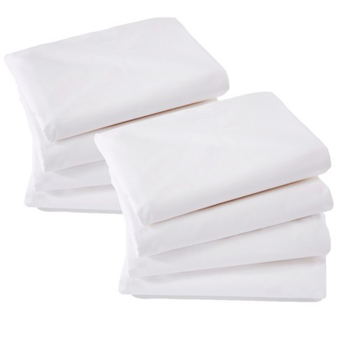 Great Bay Home 8-Pack Allergy Free Antimicrobial Pillow Protector - image 1 of 4