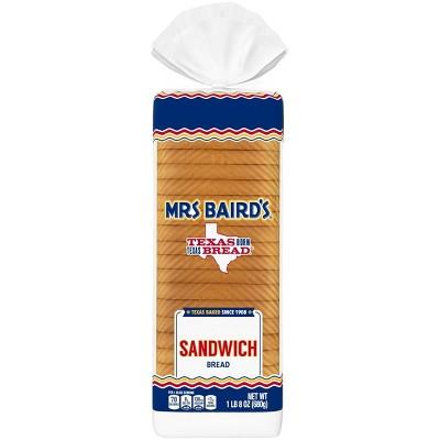 Mrs. Baird's Sandwich Bread - 24oz
