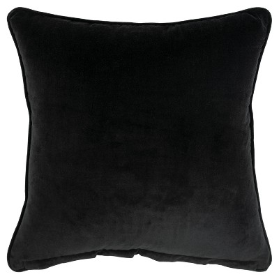 """20""""x20"""" Oversize Poly-Filled Solid Square Throw Pillow - Connie Post"""
