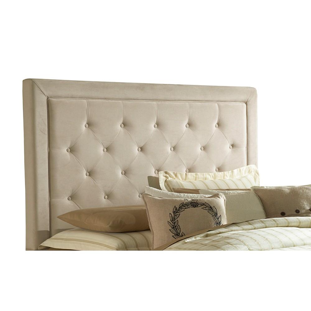 King/Cal King Kaylie Headboard Buckwheat - Hillsdale Furniture, Brown