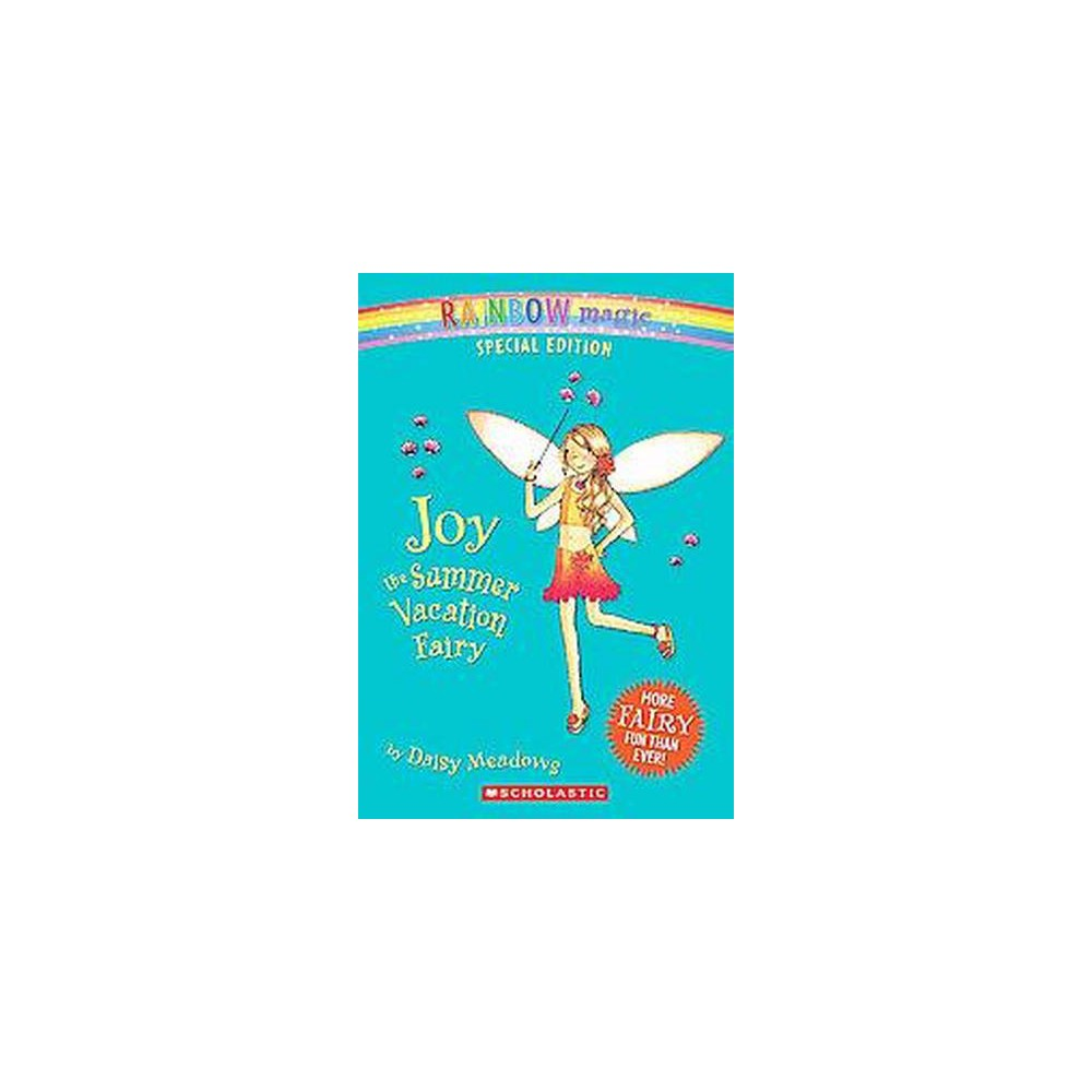 Joy the Summer Vacation Fairy (Paperback) (Daisy Meadows)
