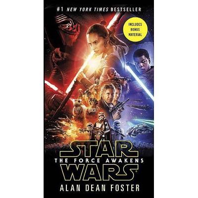 Force Awakens (Star Wars) 09/27/2016 - by Alan Dean Foster (Paperback)