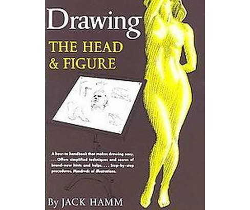 Drawing the Head and Figure (Paperback) (Jack Hamm) - image 1 of 1