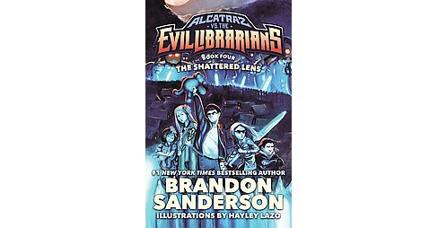 Shattered Lens (Hardcover) (Brandon Sanderson) - image 1 of 1