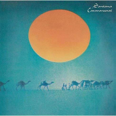 Santana - Caravanserai (CD) - image 1 of 1