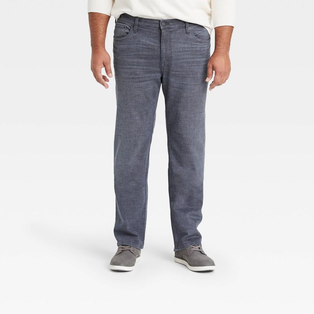 Men 39 S Tall Straight Fit Lightweight Jeans Goodfellow 38 Co 8482 Deep Navy 40x36