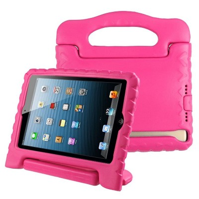 Valor Handbag Kids Drop-resistant Protector Cover For Apple iPad Mini 5(2019), Pink