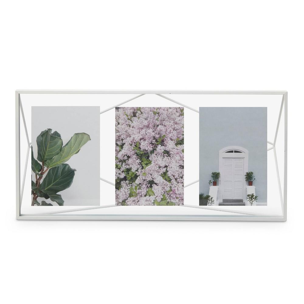 Image of 3p Prisma Photo Display Frame White - Umbra