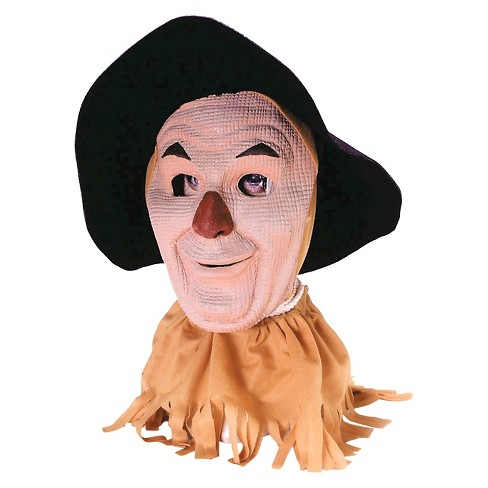 Scarecrow Mask - Morris Costumes - image 1 of 1