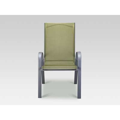 Stack Sling Patio Chair Green - Threshold™