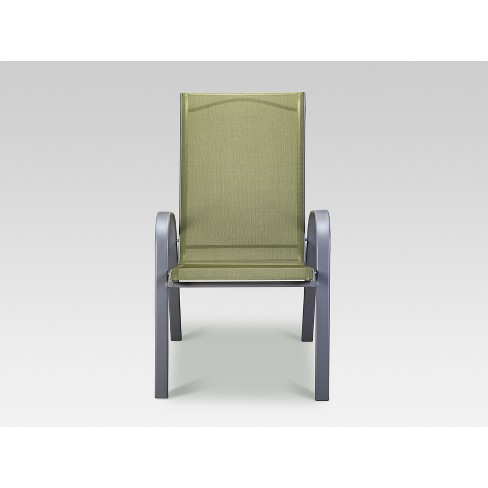 Stack Sling Patio Chair - Threshold™ - Stack Sling Patio Chair - Threshold™ : Target