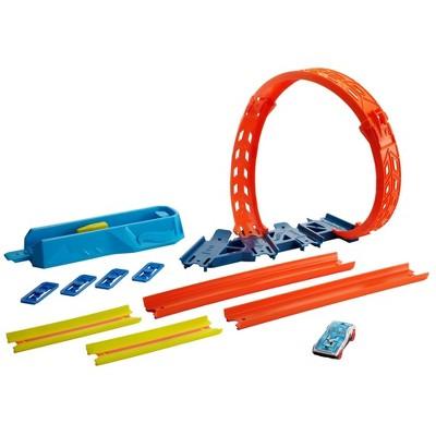 Hot Wheels Track Builder Unlimited Adjustable Loop Pack Playset
