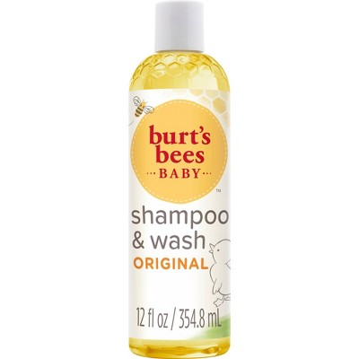 Burt's Bees Baby Bee Shampoo & Wash - 12 fl oz