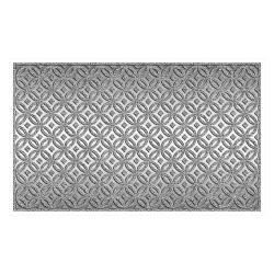"""1'6""""x2'6"""" Micro Loop Impressions Doormat Gray - Mohawk"""