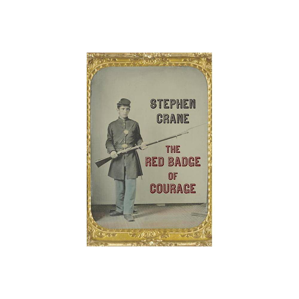 The Red Badge Of Courage Vintage Classics By Stephen Crane Paperback