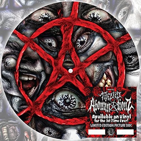 Twiztid - Abominationz (Vinyl) - image 1 of 1