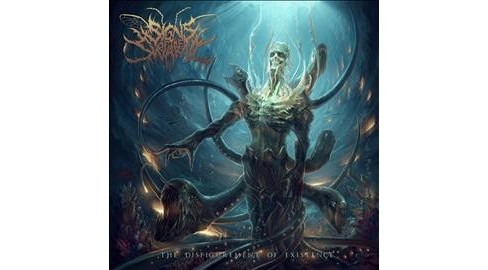 Signs Of The Swarm - Disfigurement Of Existence (Vinyl) - image 1 of 1