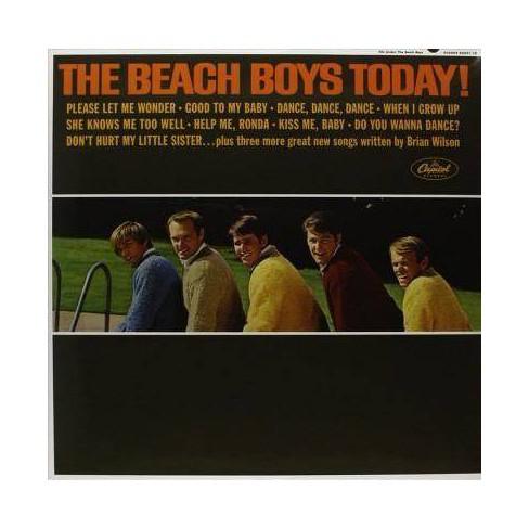 Beach Boys - Today! (Vinyl) - image 1 of 1