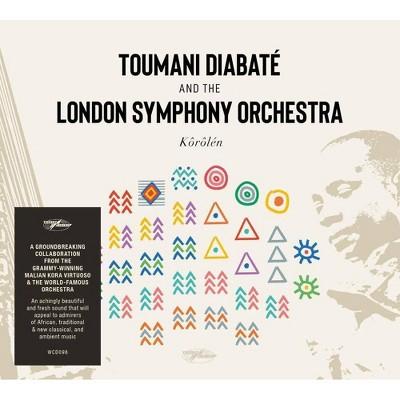 Toumani Diabaté and London Symphony Orchestra - Korolen (CD)