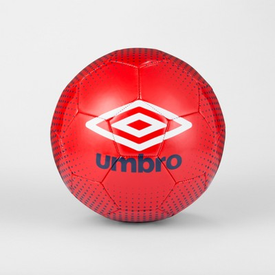 Umbro Duotone Soccer Ball   Navy/Red by Umbro