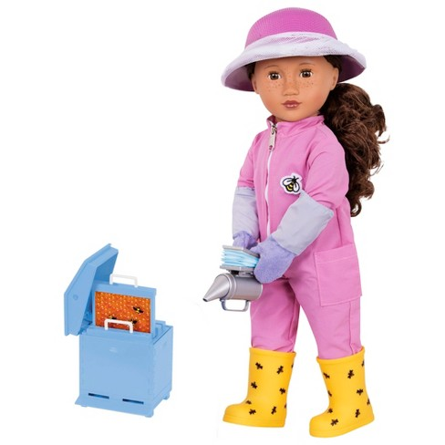 Our Generation Professional Beekeeper Doll - Melina - image 1 of 2
