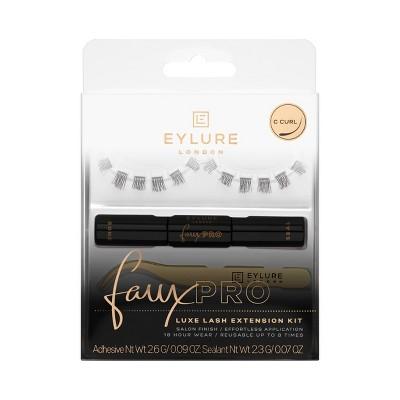 Eylure Faux Pro C Curl Clusters False Eyelashes