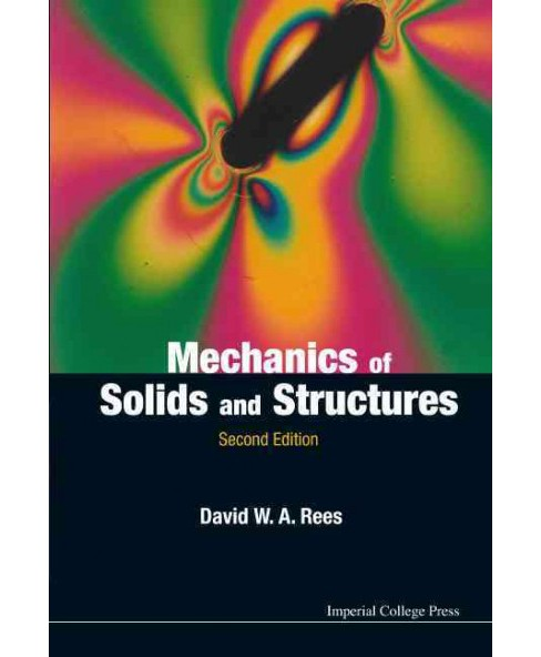 Mechanics of Solids and Structures (Paperback) (David W. A. Rees) - image 1 of 1