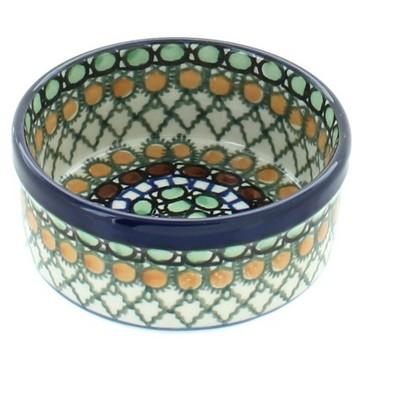 Blue Rose Polish Pottery Tranquility Small Ramekin