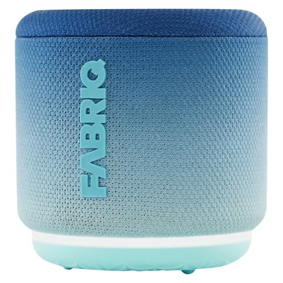 FABRIQ Riff Voice-Activated Alexa-Enabled Wireless Smart Speaker - Blue