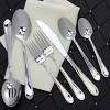 42pc Stainless Steel Valera Silverware Set - Studio Cuisine - image 2 of 2