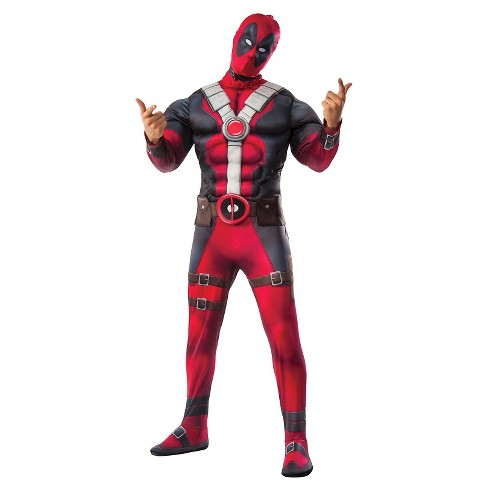 Deadpool Deluxe Adult Costume - image 1 of 1