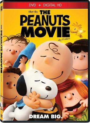 The Peanuts Movie - DVD