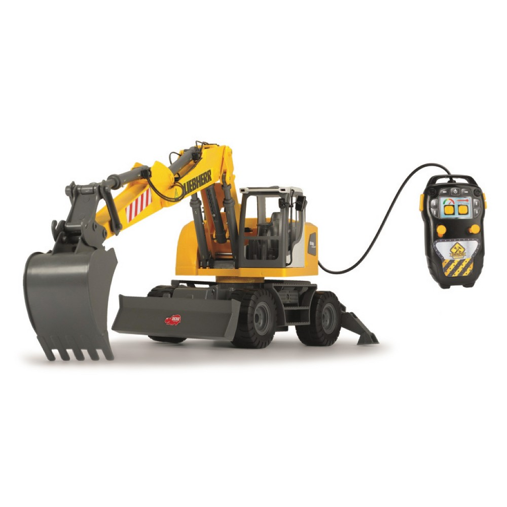 DOUBLE E RC Excavator Fully Functional Construction Toys Now $29.98 (Was $59.99)