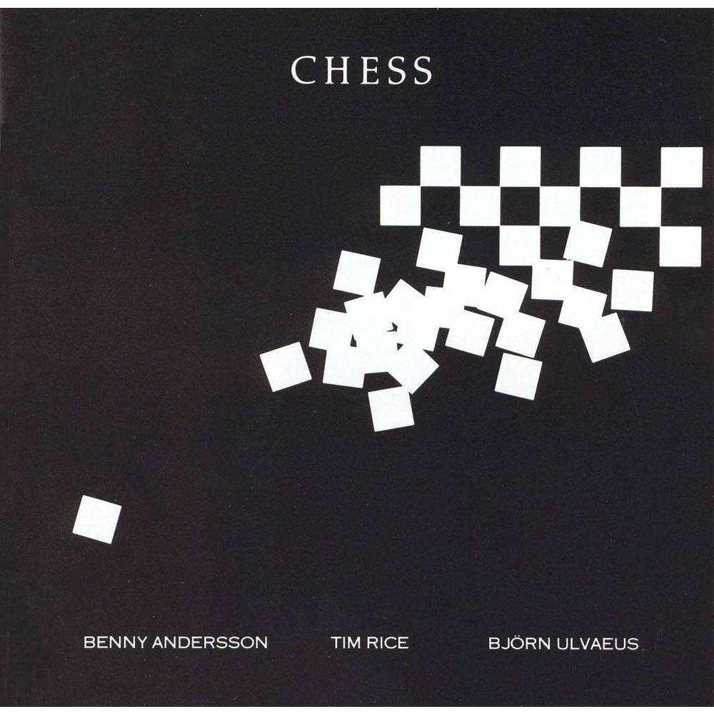 Original Cast - Chess (Polydor) (CD) Best